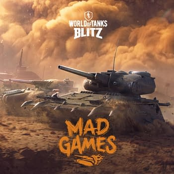 World of Tanks Blitz Teams With Mad Max Artist for Halloween Event