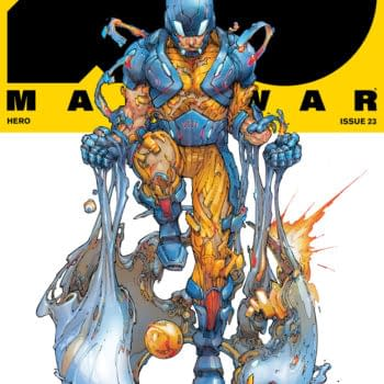 A Preview of X-O Manowar #23 for You to Jump On