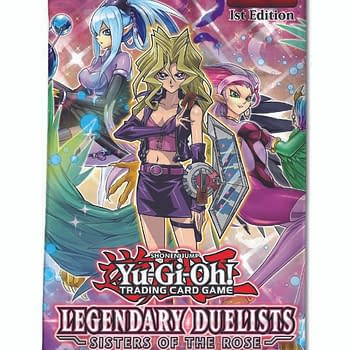 Konami Releases Details on the First Three Yu-Gi-Oh Sets of 2019