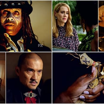 American Horror Story: Apocalypse Season 8 Episode 7 Traitor: As End Times Loom Large the Coven Strikes (REVIEW)