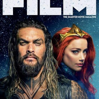 James Wan Shares Film Magazine November Aquaman Cover