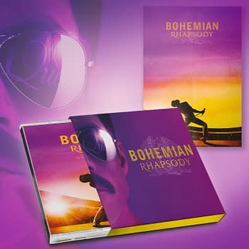 The Bohemian Rhapsody Soundtrack is Available TODAY