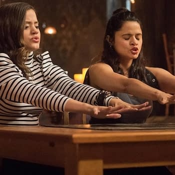 Charmed Season 1 Episode 2 Let This Mother Out: Interesting Dynamic Marred by Glaring Clichés
