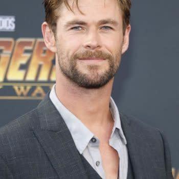 Chris Hemsworth has Wrapped Filming on 'Men In Black'