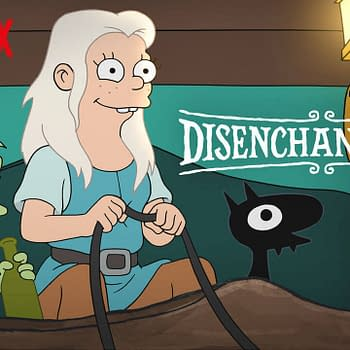 Netflix Orders Second Season of Animated Series Disenchantment