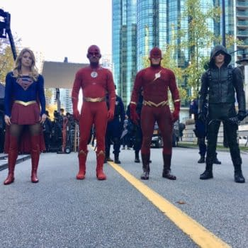 John Wesley Shipp's '90s Flash Joins CW's Arrowverse 'Elseworlds' Crossover