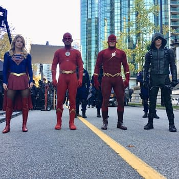 John Wesley Shipps 90s Flash Joins CWs Arrowverse Elseworlds Crossover