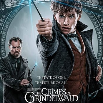 5 New Character Posters from Fantastic Beasts: The Crimes of Grindelwald