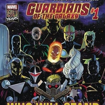 Marvel Reveals Full Lineup of Donny Cates and Geoff Shaws Guardians of the Galaxy