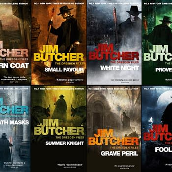The Dresden Files: Harry Dresden Returning to Television