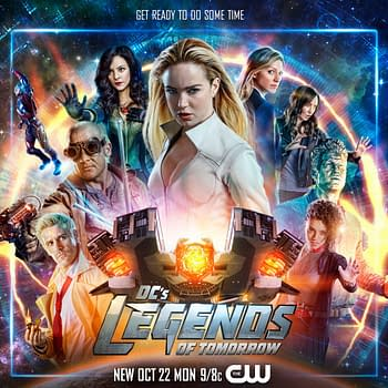 Legends of Tomorrow Season 4: New Poster and Why Constantine Doesnt Join the Team Right Away
