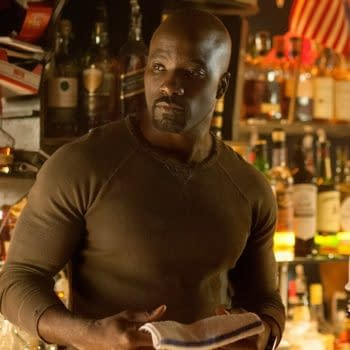 Mike Colter as Luke Cage Netflix