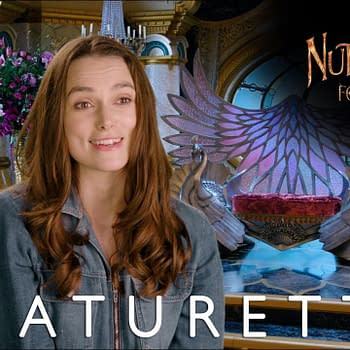 The Nutcracker and the Four Realms: 5 TV Spots and 2 Featurettes
