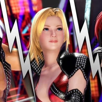 An Electric Ring andThree Fighters Return to Dead or Alive 6