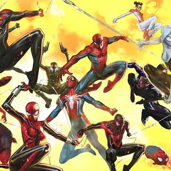 Watch the NYCC Trailer for Marvels Spider-Geddon
