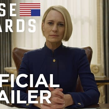 House of Cards: Claire Underwoods National Emergency Alert System