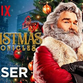 Kurt Russell is Santa in Netflixs The Christmas Chronicles