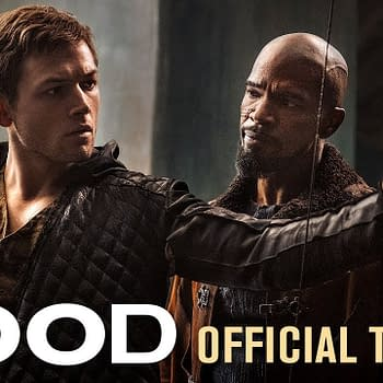 Robin Hood: New Trailer and Featurette