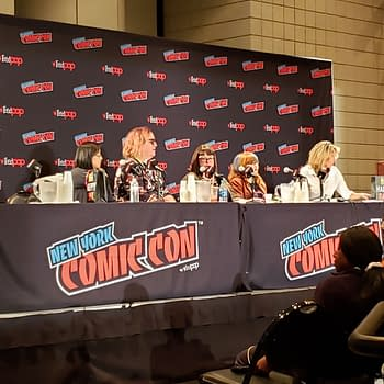 The #metoo &#038 #timesup Panel at NYCC: Is it Time for Comic Creators to Unionize