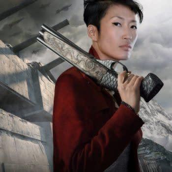 Mortal Engines: Jihae Describes Anna Fang as a Eco-Warrior at NYCC