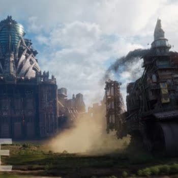 Why Peter Jackson Decided Not to Direct Mortal Engines