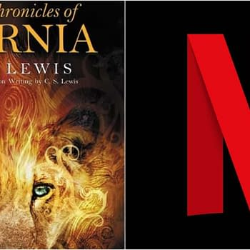 Chronicles of Narina Netflix Adaptations Tap Matthew Aldrich to Steer the Ship