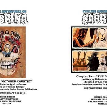 Chilling Adventures of Sabrina Season 1 Episode 1 October Country/Episode 2 The Dark Baptism Fights Fire With Hellfire (REVIEW)