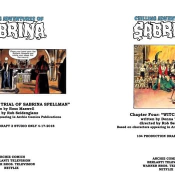 Chilling Adventures of Sabrina Season 1, Episode 3 'The Trial of Sabrina Spellman'/Episode 4 'Witch Academy' Dial Back, Stay Smart (REVIEW)