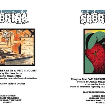 Chilling Adventures of Sabrina Season 1, Episode 5 'Dreams in a Witch House'/Episode 6 'An Exorcism in Greendale' Stir Cauldron (REVIEW)