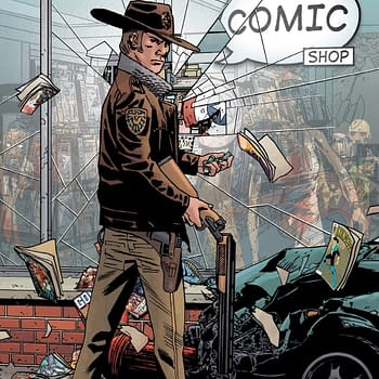 A Comic Show &#8211 Welcome to Walking Dead Day