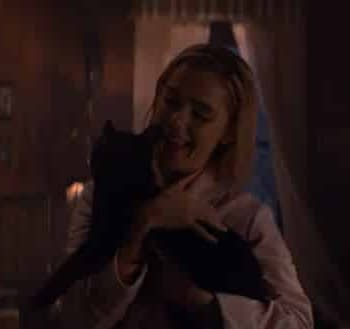 Sabrina Meets a Familiar Face in Netflixs New Chilling Adventures Clip