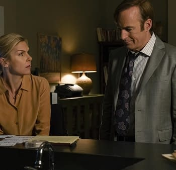 Better Call Saul: Bob Odenkirk Peter Gould on Saul Goodmans Birth Season 5
