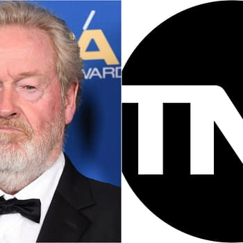 TNT Sir Ridley Scott Team for Android Drama Series Raised by Wolves