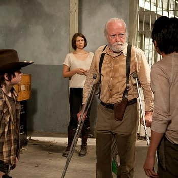 The Walking Deads Lauren Cohan Posts Heartbreaking Memory of Scott Wilson