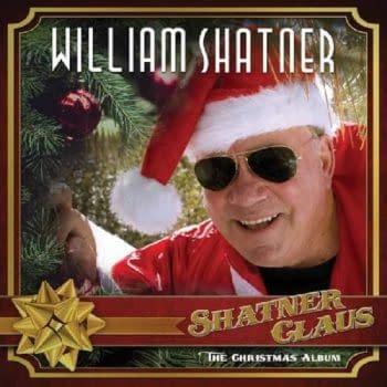 "Hear William Shatner, Iggy Pop Duet (Yes, Really) on ""Silent Night"""