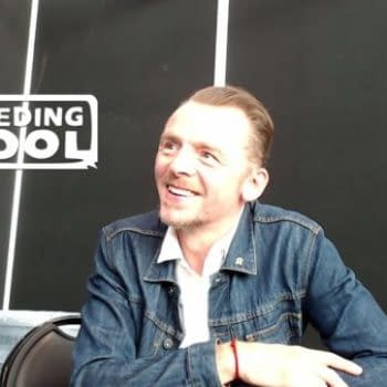 Simon Pegg on Amazon's The Boys (The Bleeding Cool Interview)