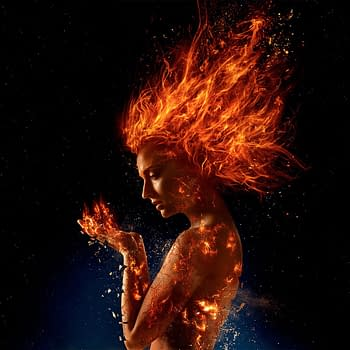 Sophie Turner Shows Off Phoenix-Inspired New Tattoo