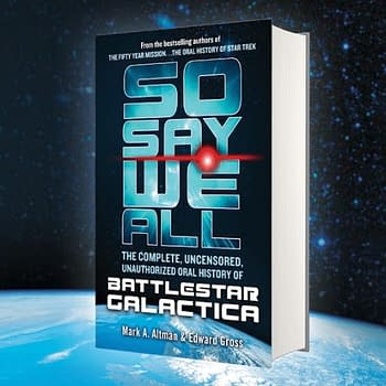 So Say We All: The Battlestar Galactica Book For Everyone
