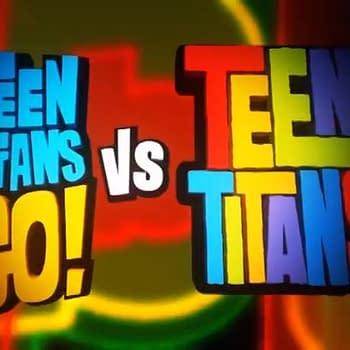 Teen Titans GO vs. Teen Titans: Let Reasoned Discussion Debate Begin