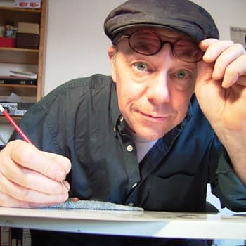 Hunt Emerson Wins 2018Sergio Aragonés International Award for Excellence in Comic Art at The Lakes