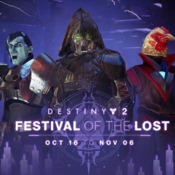 Destiny 2's Festival of the Lost Event Starts Tomorrow