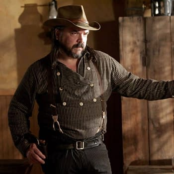 W. Earl Brown With Another Deadwood Movie Update