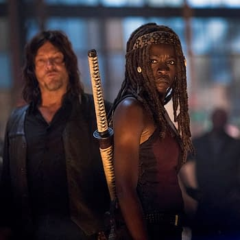 The Walking Dead s09e01 Review: Angela Kangs A New Beginning Resets Refreshes