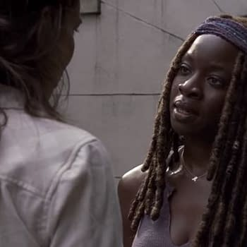 The Walking Dead Season 9 Episode 5 What Comes After: Michonne and Maggie Get Real (PREVIEW)