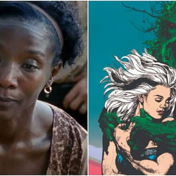 Swamp Thing: The Walking Deads Jeryl Prescott Set for Madame Xanadu