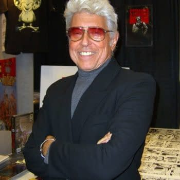 Comic Creators On Jim Steranko's