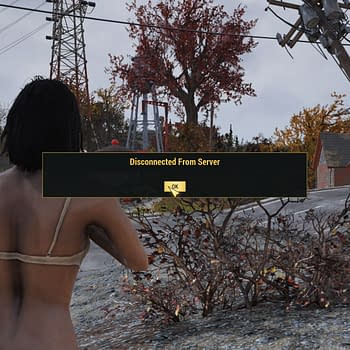 [REVIEW] Fallout 76 Glitch Makes My Clothes Fall Off