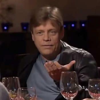 Dinner For Five: Kevin Smith Mark Hamill JJ Abrams Talk Star Wars in 2005