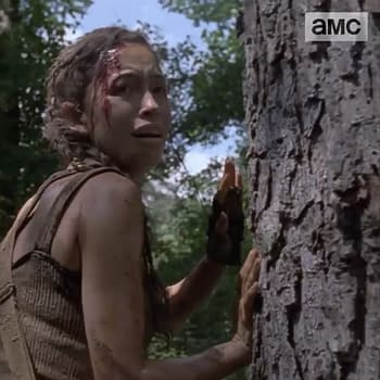 The Walking Dead Season 9 Episode 7 Stradivarius: Rosita On the Run (PREVIEW)