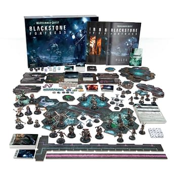Warhammer Quest: Blackstone Fortress Review